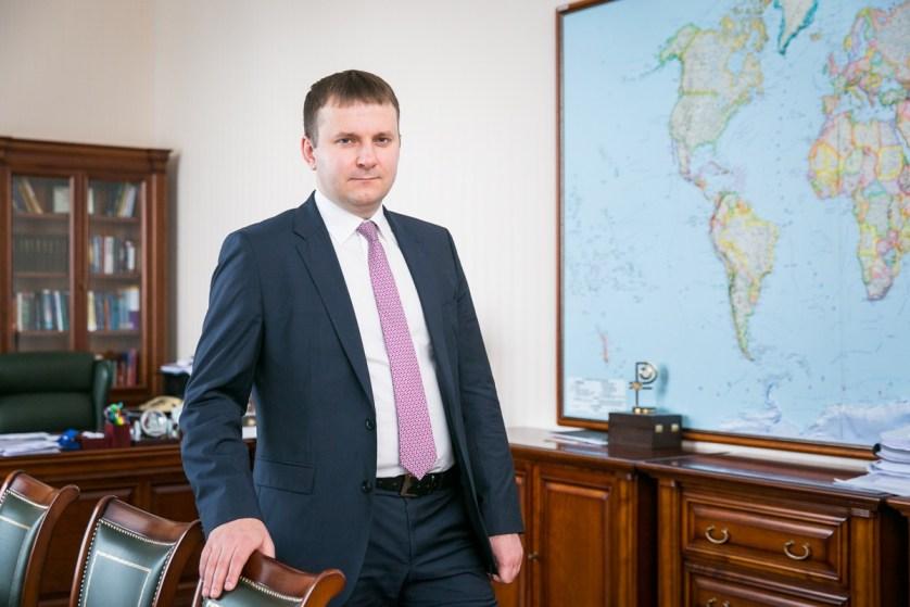 Орешкин рассказал о подготовке к приватизации «Совкомфлота»