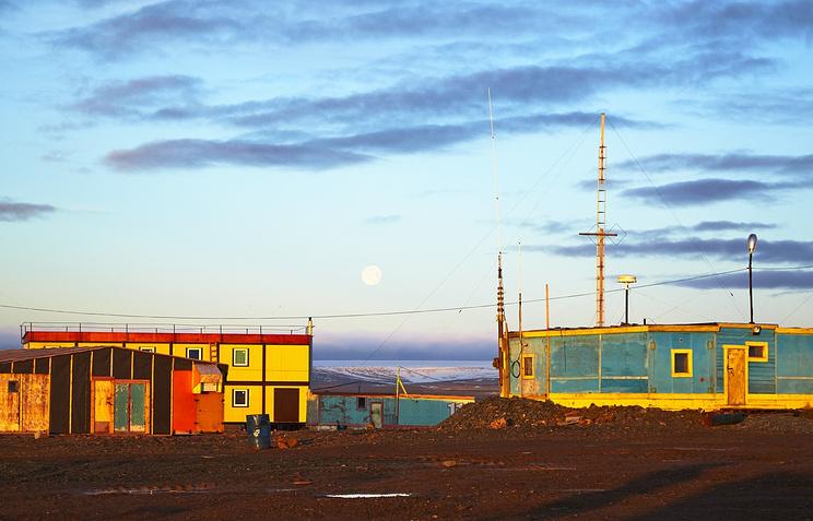 Крупнейшая российская полярная станция на мысе Баранова отмечает 30-летие