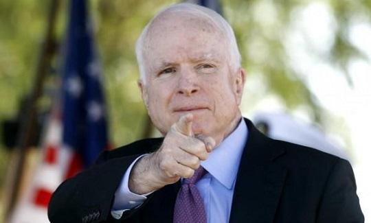 Джон Маккейн: русские «столь же плохи», как и Асад.