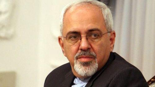 Глава МИД Ирана Мохаммад Джавад Зариф.