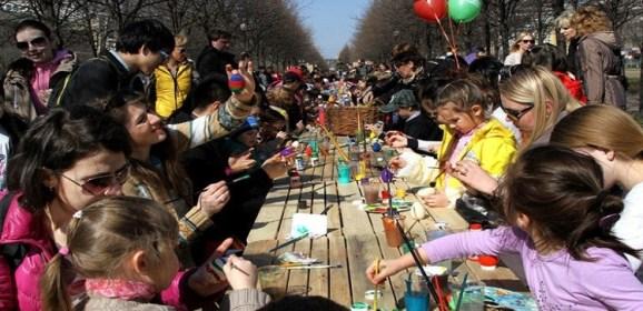 """مهرجان """"هدية عيد الفصح"""" الروسي يستقبل زواره بـ 25 مسرحية"""