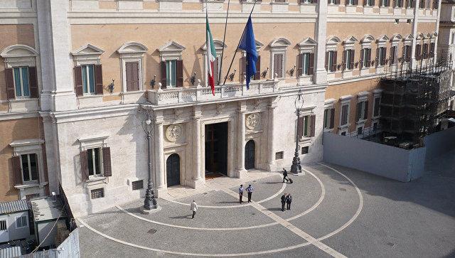 Италия поддержит решение ЕС по вопросу продления санкций против России