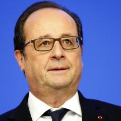 Олланд заявил о наличии у Франции данных об использовании Асадом химоружия в Идлибе