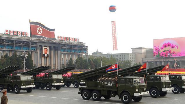 هل تستطيع كوريا الشمالية مواجهة الولايات المتحدة عسكريا؟