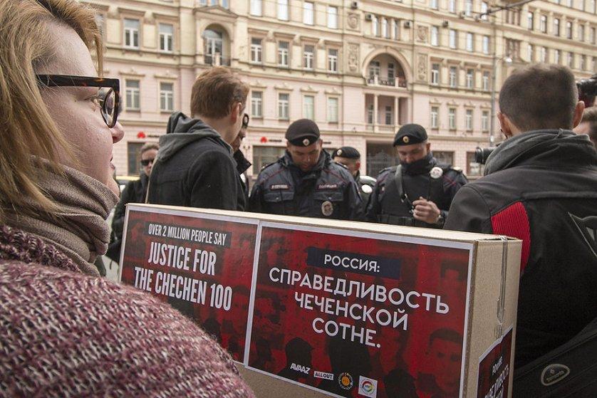 The Christian Science Monitor (США): Антигейский погром в Чечне: чересчур даже для Кремля?
