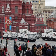 Best of the Best: Military Hardware Showcased at Victory Day Parade in Moscow