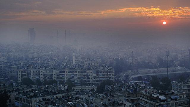 МИД Сирии направил в ООН письма с требованием остановить действия коалиции