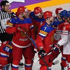 Стали известны полуфинальные пары на чемпионате мира по хоккею