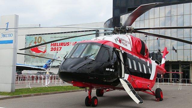 «Вертолеты России» подписали на HeliRussia-2017 контракты на 20 млрд рублей
