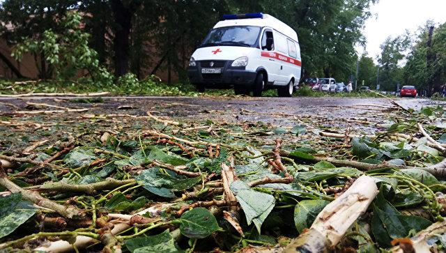 Число жертв урагана в Москве возросло до семи