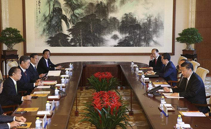Хуаньцю шибао (Китай): В отношении Японии к Китаю происходят тонкие изменения
