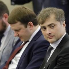 Сурков: не плачь по мне, Украина