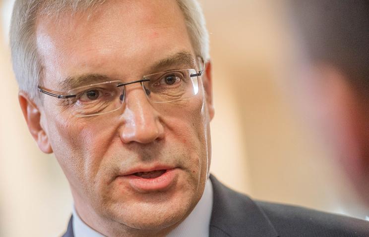Грушко: увеличение военных расходов стран НАТО до 2% ВВП усилит напряженность в Европе