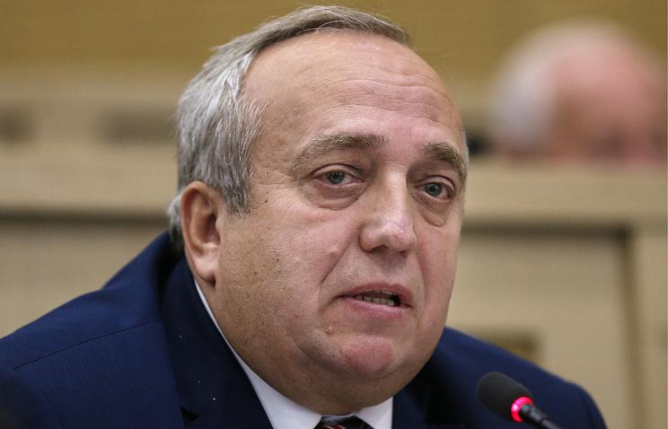 Клинцевич назвал слова Порошенко о «щупальцах Кремля» паранойей