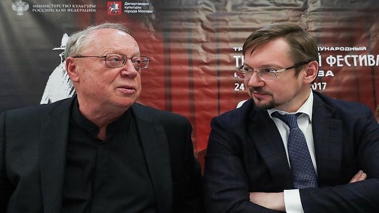 افتتاح مهرجان تشيخوف الدولي للعروض المسرحية في موسكو