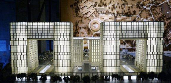 Будущее городов: в Москве открылась выставка архитектуры и дизайна