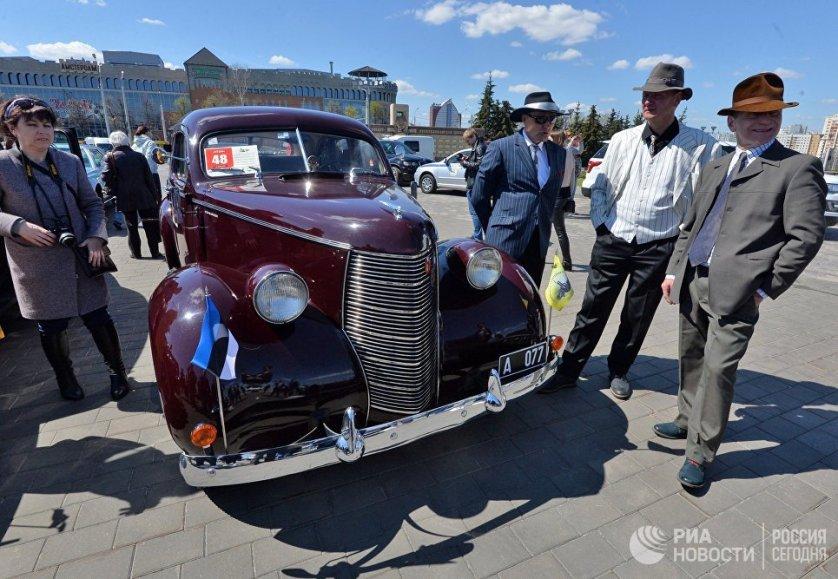 В частности фестивале приняли участие владельцы раритетных моделей Buick, Citroen, Chevrolet, Volvo и Chrysler.