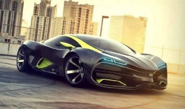 شركة في القرم تصمم سيارة بقدرة فائقة