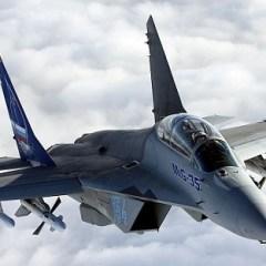 Россия готовится к поставкам МиГ-35 в страны Латинской Америки