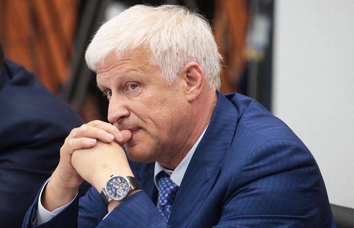 Сергей Фурсенко назначен на пост гендиректора ФК «Зенит»