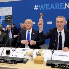 Генсек НАТО объявил о присоединении альянса к коалиции против ИГ