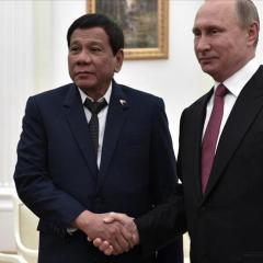 الفلبين تطلب من روسيا تسليحها لمحاربة داعش