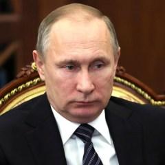 Путин выразил соболезнования президенту Египта в связи с терактом