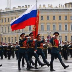 В Петербурге на акцию «Бессмертный полк» пришли около 700 тысяч человек