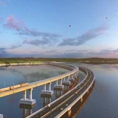 В районе Крымского моста может ухудшиться экологическая ситуация — эксперты