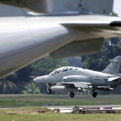 Малайзийский военный самолет пропал с радаров