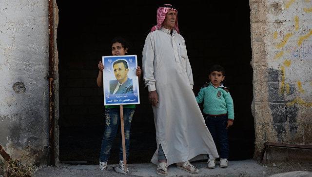 В Кремле прокомментировали заявления США о подготовке Асадом новой химатаки