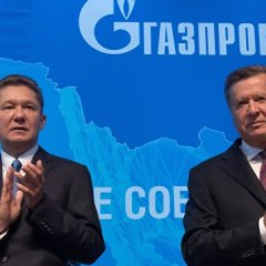 Миллер рассказал об объеме транзита газа через Украину к 2020 году