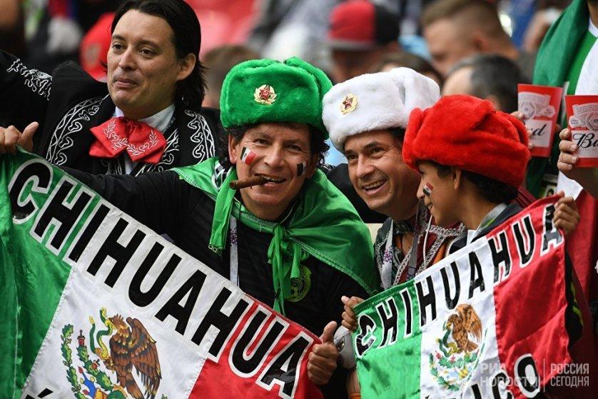 Сборная России проиграла Мексике и покинула Кубок конфедераций
