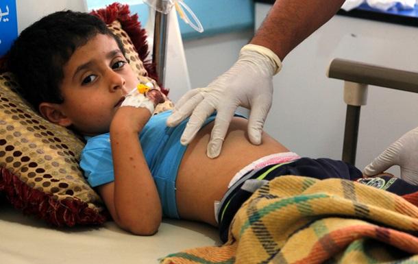 ООН: к концу лета 300 тыс. жителей Йемена могут заразиться холерой