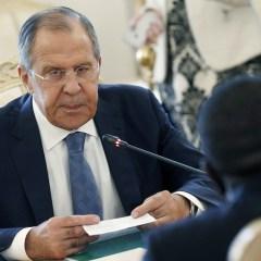 Лавров: РФ продолжит оказывать экономическое содействие странам Африки