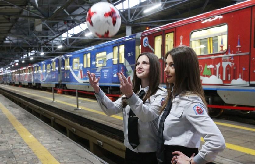 Три тысячи иностранцев воспользовались бесплатным проездом между городами КК-2017