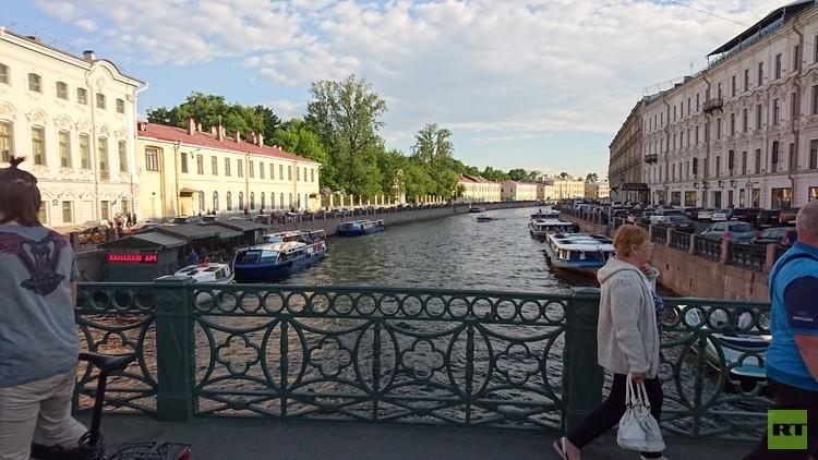 """جادة """"نيفسكي"""".. قلب سان بطرسبرغ النابض!"""