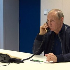 بوتين في اتصال هاتفي مع أردوغان يشيد بمستوى التعاون الاقتصادي مع تركيا