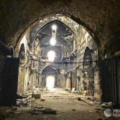 Хроники военного Алеппо на фотовыставке «Война и… мiръ?»