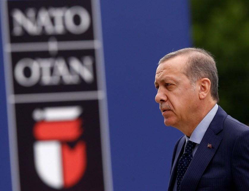 НАТО и Эрдоган пытаются укротить друг друга