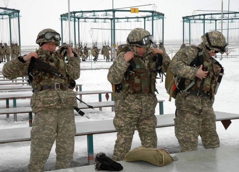 هل تُرسل كازاخستان قوّات الى سوريا؟