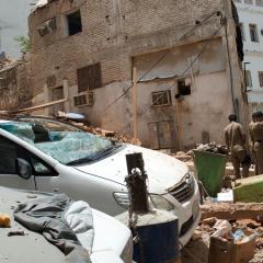 Иностранные паломники пострадали в Мекке при попытке задержания террориста