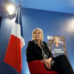 Европарламент лишил Марин Ле Пен депутатского иммунитета