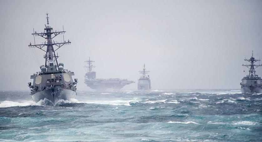 أميرال أمريكي: مستعدون لضرب الصين بالنووي