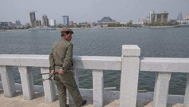 В КНДР производство продовольствия находится под угрозой из-за засухи