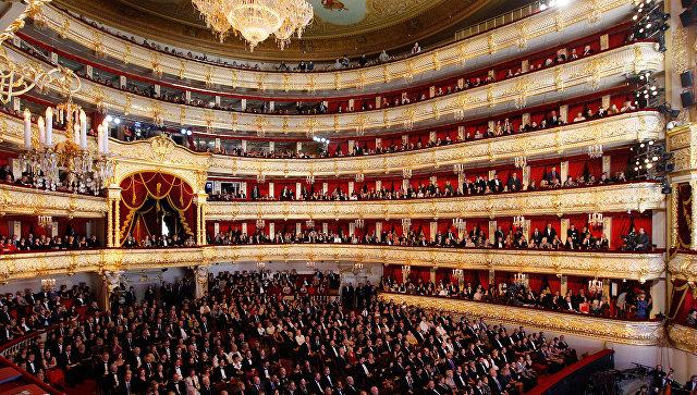 «Рособоронэкспорт» потратит на ложу в Большом театре 16,5 миллионов рублей