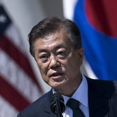 Лидер Южной Кореи назвал условия для начала диалога с КНДР
