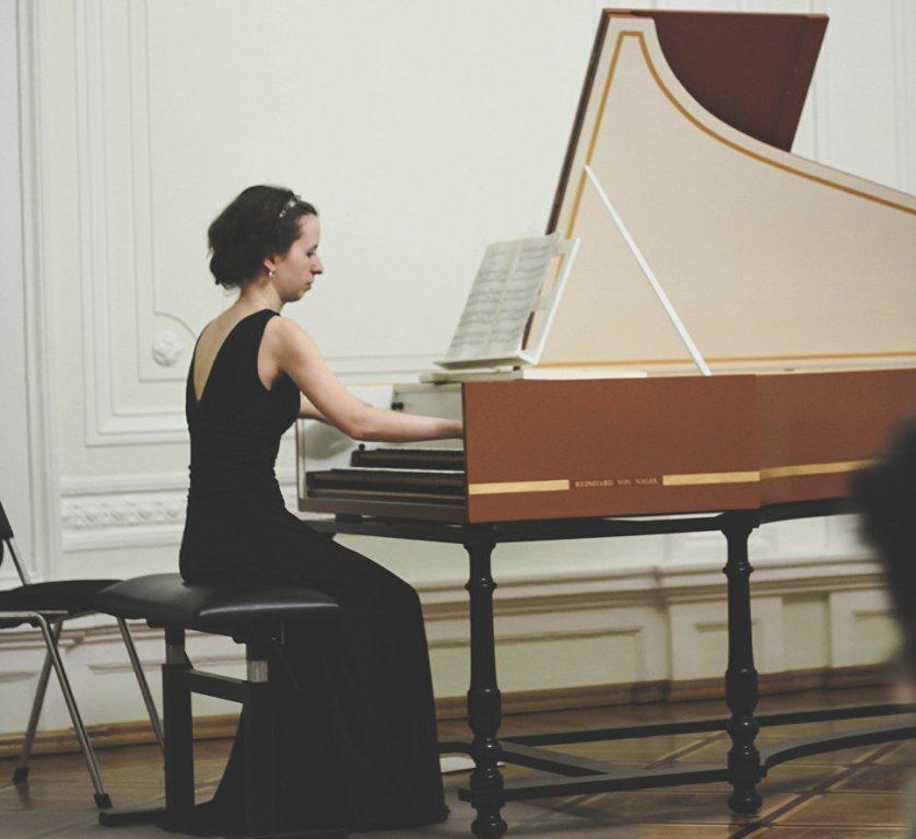 Софья Шаповалова, выпускница Московской государственной консерватории имени П.И. Чайковского