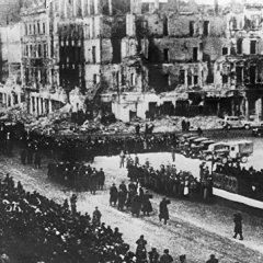 Минобороны рассекретило документы об освобождении Польши от нацистов