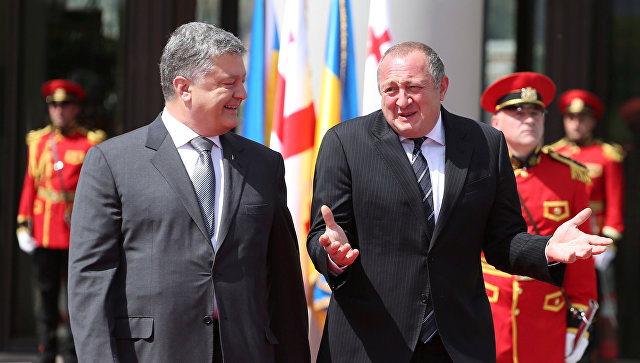 Украина в поиске варягов: помогли ли ей чудесные грузины